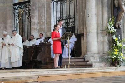 11 chanteurs liturgiques
