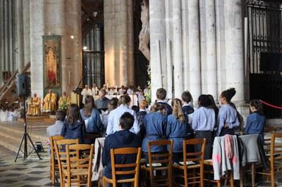 14 chorale maitrisienne Beauvais