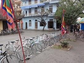 1.5-Des parkings à vélos