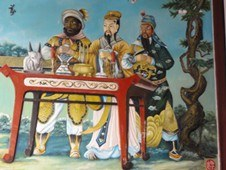 4.4-Les génies du temple chinois