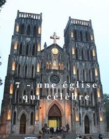 7.1-La cathédrale d'Hanoi