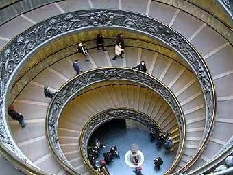 2761.Après-midi visite des musées du Vatican
