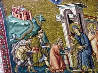 2843. Adoration des mages